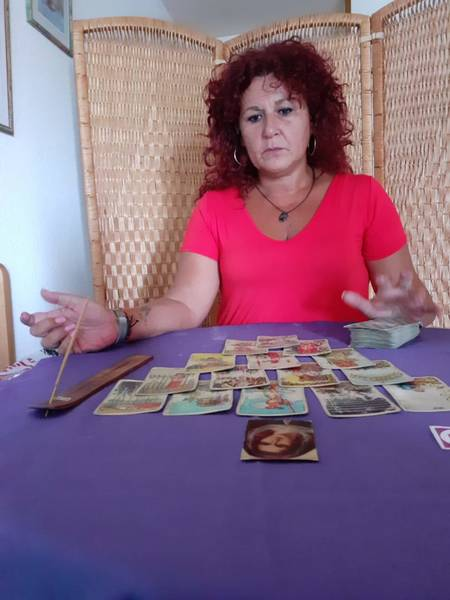 Tarot telefonico sin gabinete barato : N°1 del Tarot en línea
